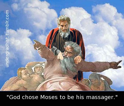 moses massage